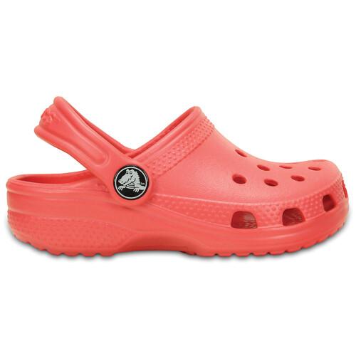 Crocs Classic - Sandales Enfant - orange sur campz.fr ! En Ligne Bon Marché Tya73HH2Y